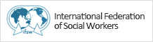 International Federation of Social Workers 로고